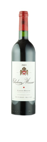 MUsar - Chateau Musar 2003