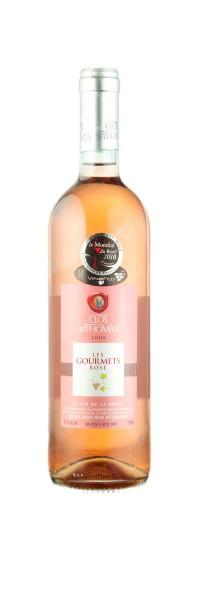 St Thomas - Les Gourmets Rose